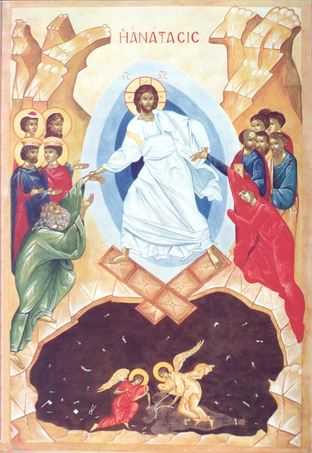 Letture poliglotte Veglia nella Notte Santa e Domenica di Pasqua