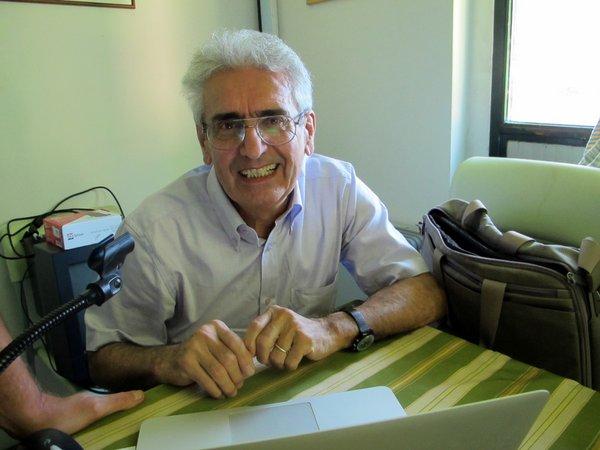 Cittadinanza Benemerita al Prof. Vincenzo Balzani