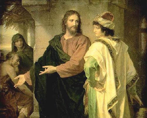 Omelia d. Francesco Scimè e d. Giovanni Nicolini – Domenica XXVIII T.O.B – 10 ottobre 2021