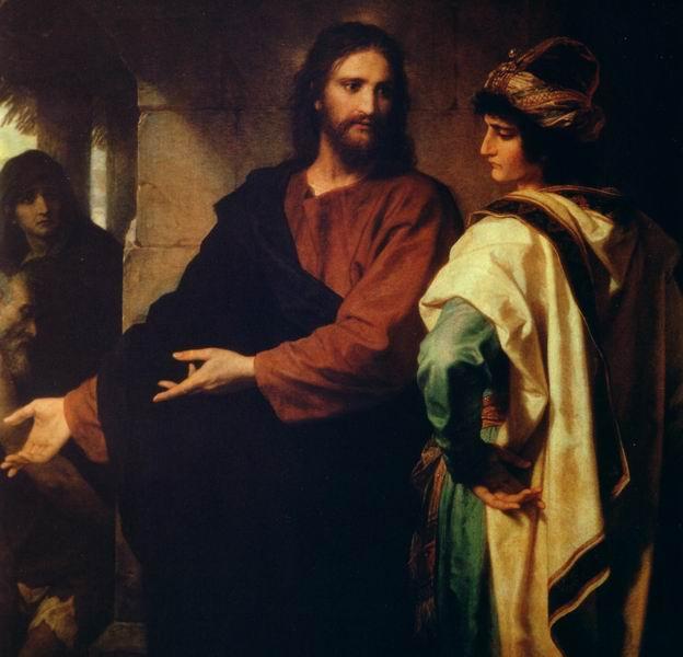 Omelia don Andres Bergamini – Domenica XXVIII T.O.B