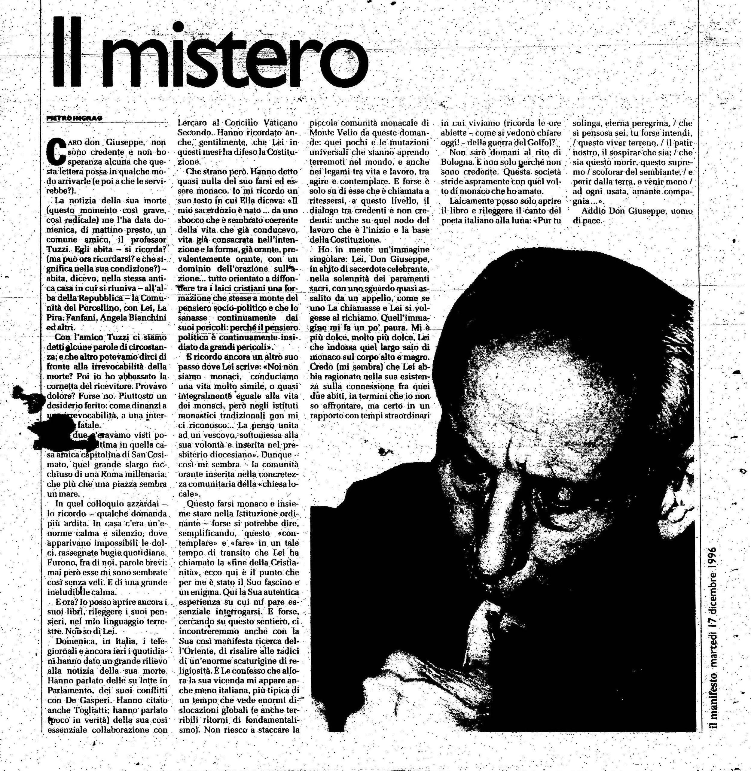 Il Mistero-1996-17 dicembre