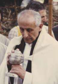Giuseppe Dossetti e il mistero eucaristico