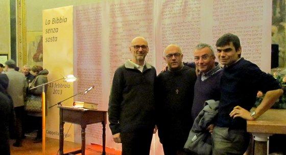 Galleria finale bibbia senza sosta 2013