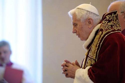 La rinuncia del Pontefice alla luce della sua teologia