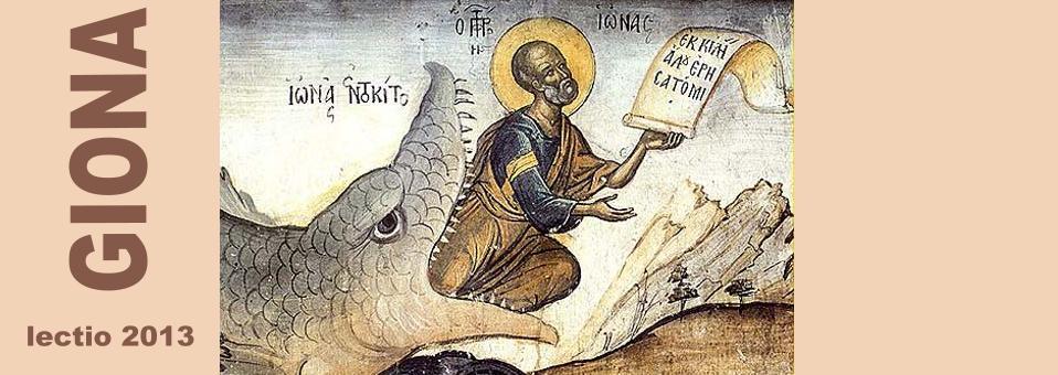 Giona 1,7-16