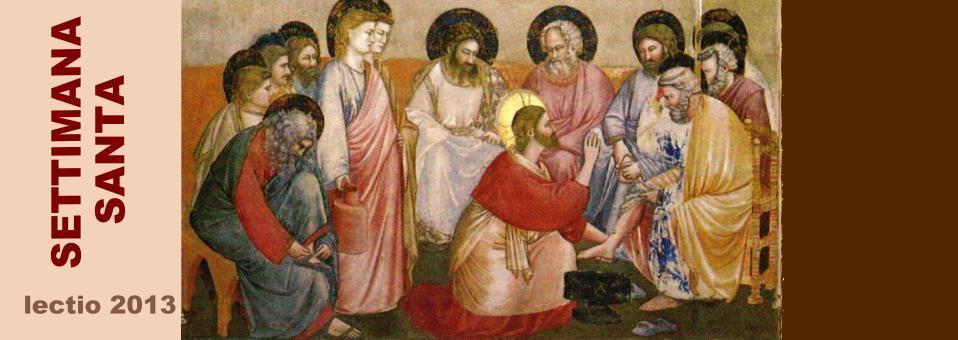 Settimana Santa e Pasqua
