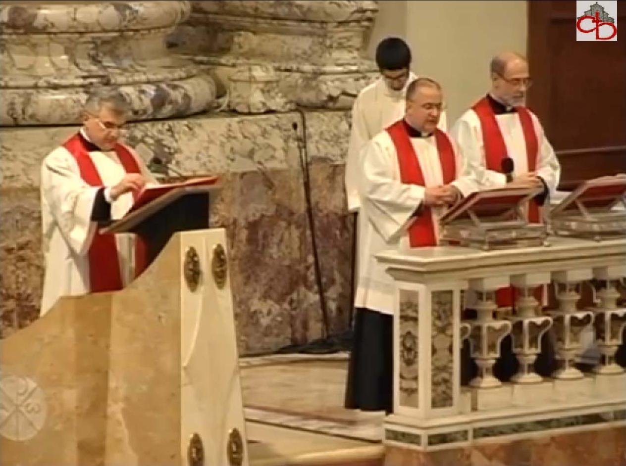 Settimana Santa in cattedrale