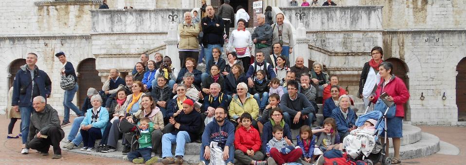 Di ritorno da Assisi