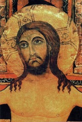 Volto crocifisso S.Damiano