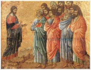 Gesù e Apostoli