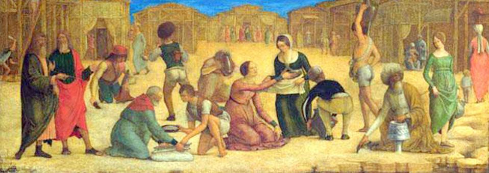 """Le Scritture """"pane della vita"""" di ogni giorno:"""