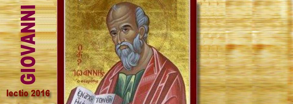 Giovanni 16,25-33
