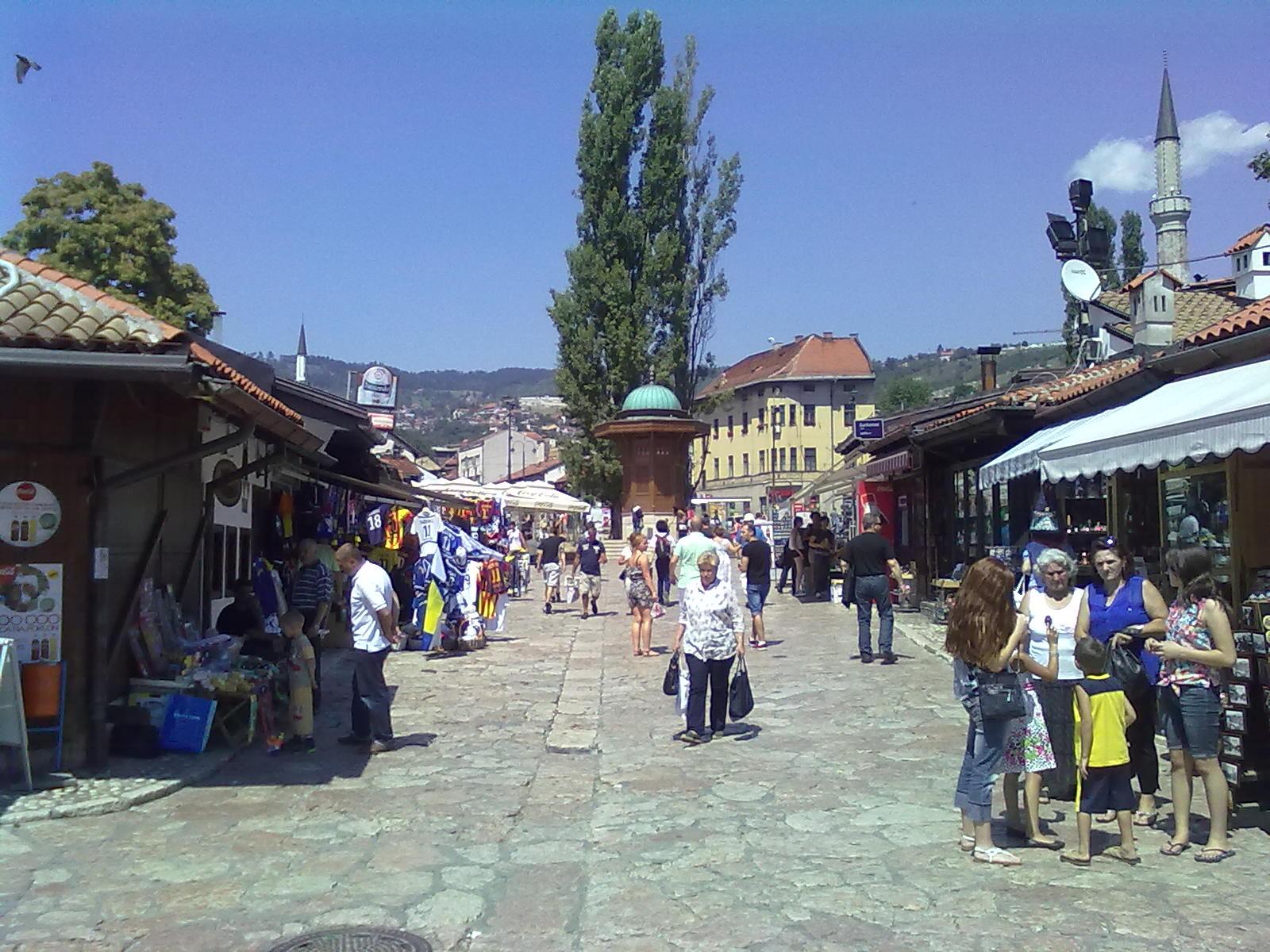 """Sarajevo 2013 """"Racconti di viaggio"""""""