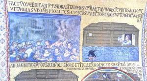 Noe e diluvio
