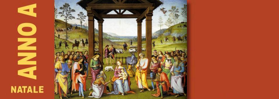 Le letture e i canti di domenica 1 gennaio 2017 – Maria SS. Madre di Dio