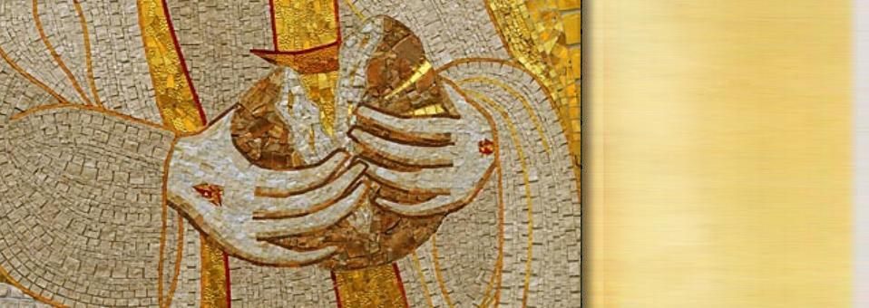 Il Pane spezzato per la salvezza e la gioia di tutti i figli di Dio.