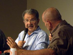 Romano Prodi-Giovanni Nicolini