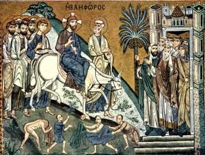 Palme-Ingresso Gerusalemme