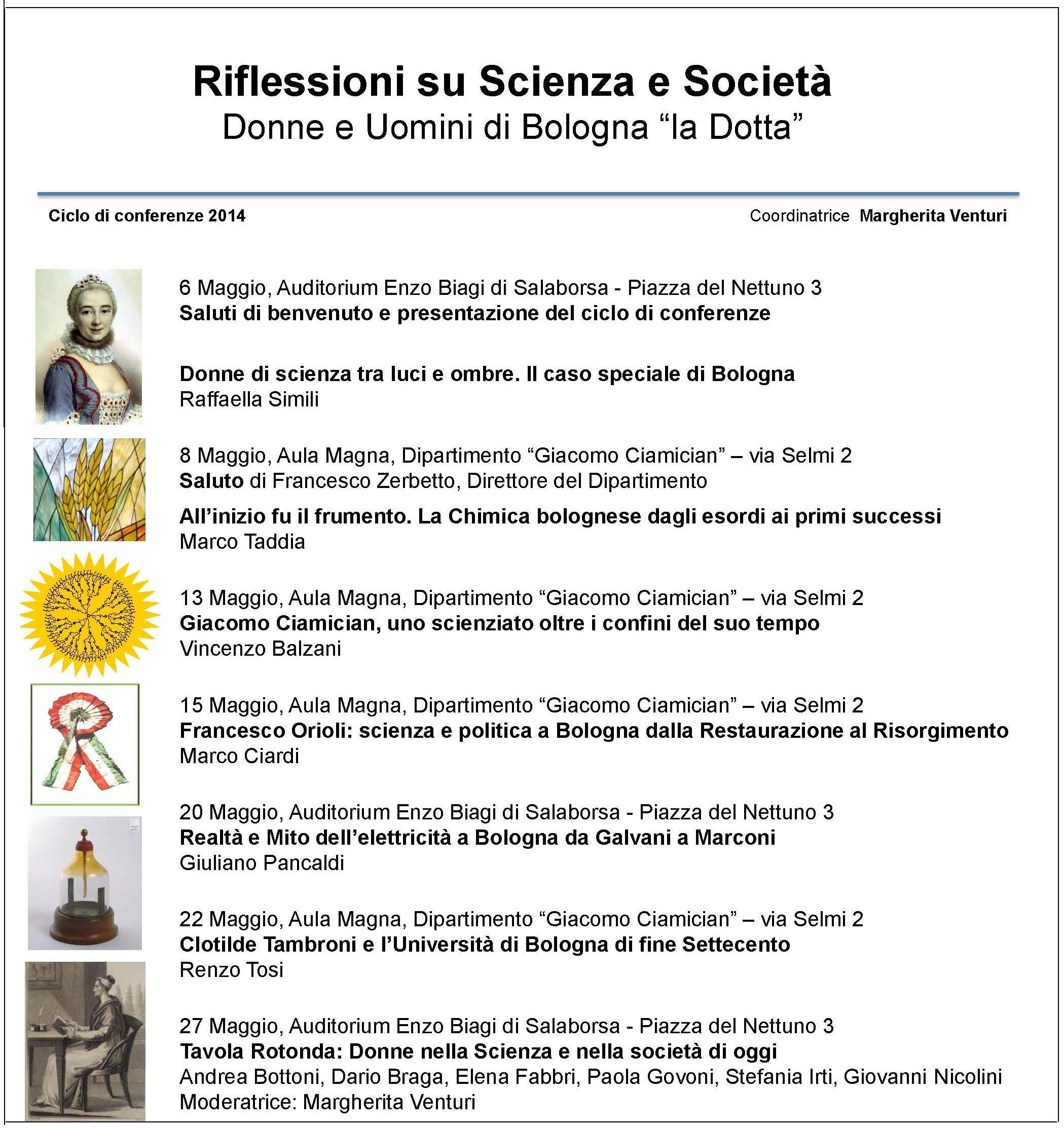 Vincenzo Balzani – Scienza e Società