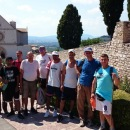 Le foto del pellegrinaggio ad Assisi