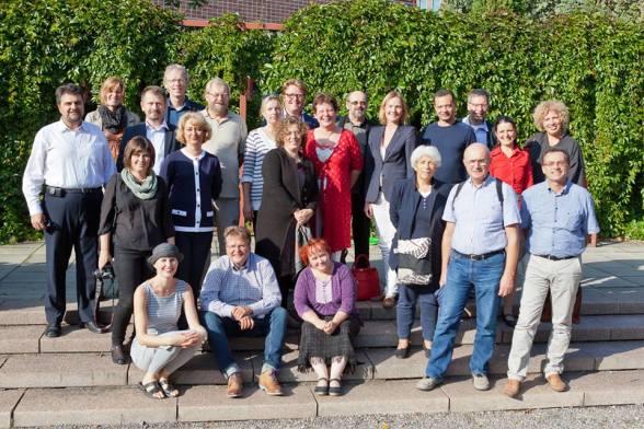 Oslo - foto di gruppo
