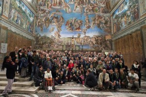 Visita alla Cappella sistina