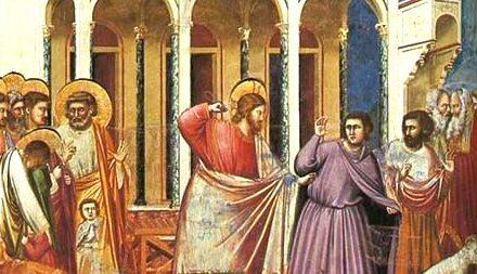 Omelia di don Andres Bergamini – III domenica di quaresima, anno B 2021