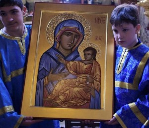 Icona Madonna S Luca