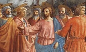 discepoli e Gesu