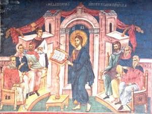 Gesu-in sinagoga
