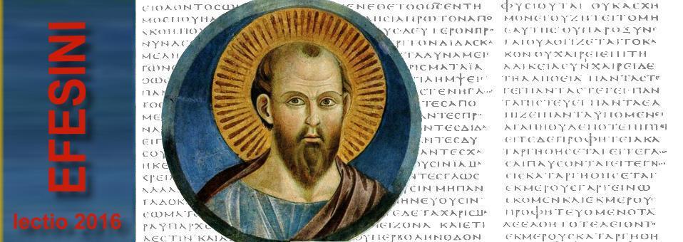 Efesini 1,1-7
