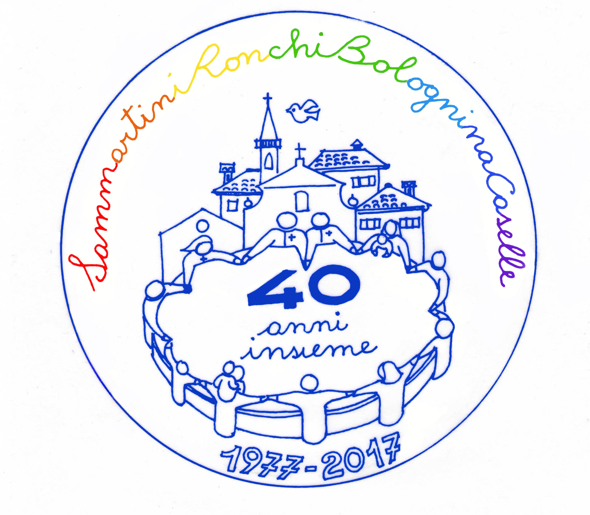40 Anni a Sammartini – Camminiamo dalla Dozza a Sammartini – Programma aggiornato