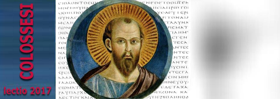 Colossesi 1,24-29