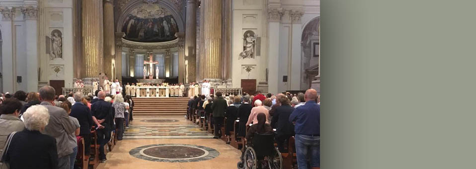 Ministri di misericordia – Foto cerimonia di ordinazione e festa alla Dozza