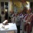 Inaugurazione della cappella Pad.23 con il vescovo Matteo