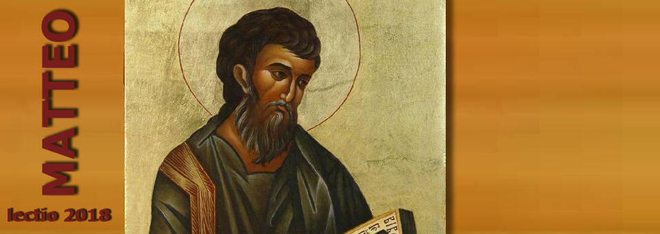 Matteo 9,9-13
