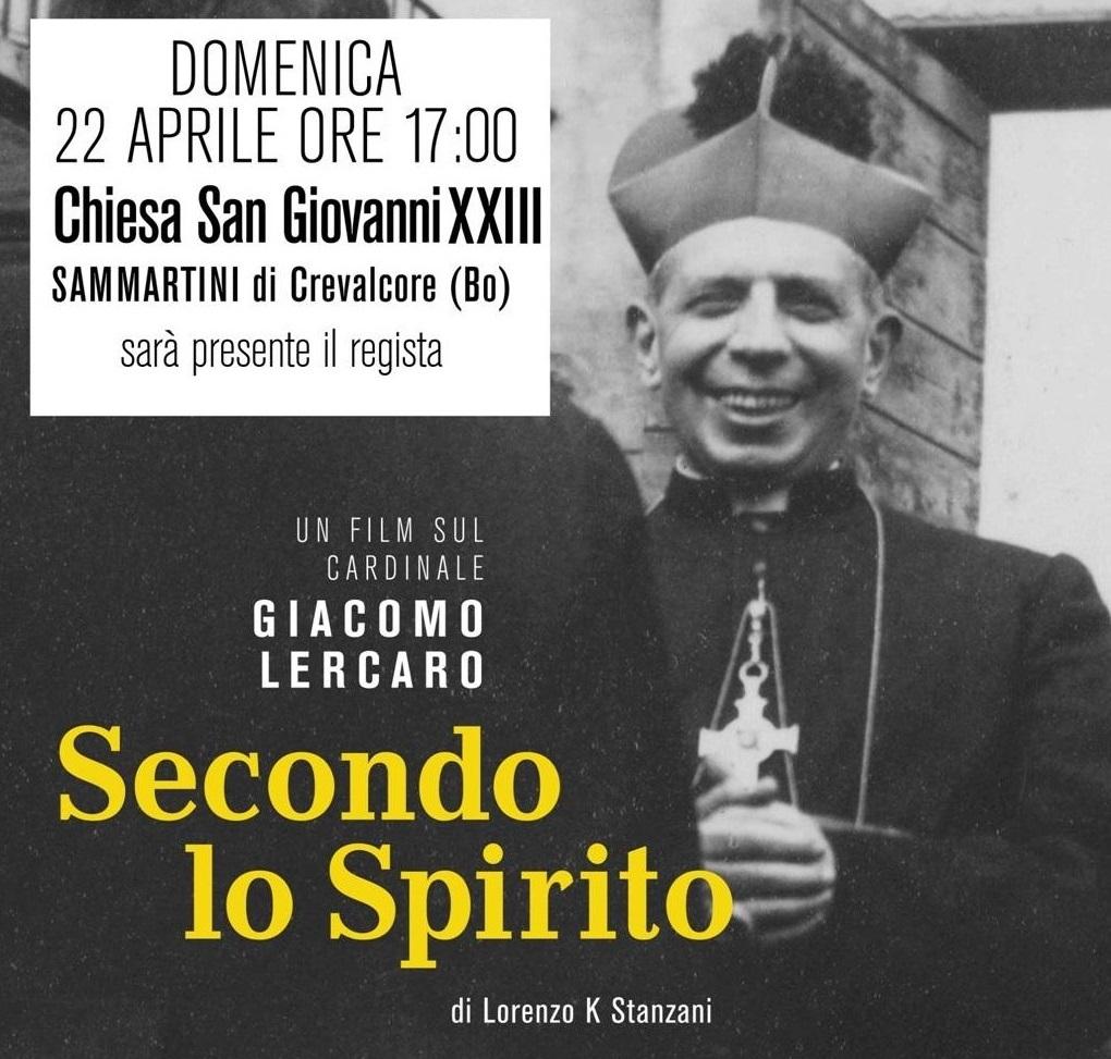 Secondo lo Spirito – Un film sul Cardinale Giacomo Lercaro