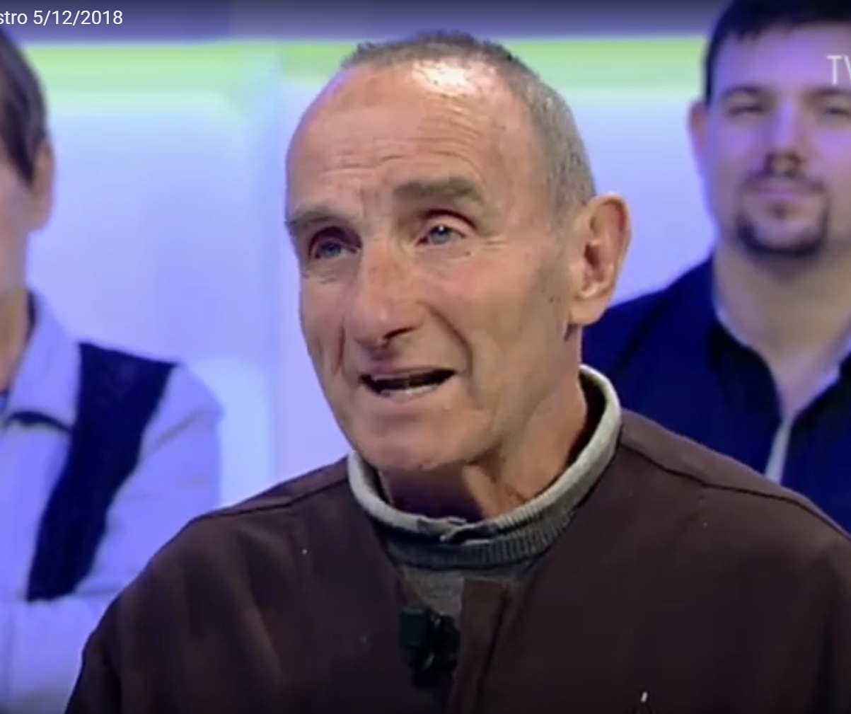 Giovanni Nicolini il 5 dicembre 2018 a TV2000