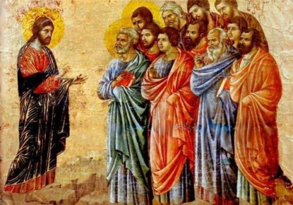 Omelia di d. Francesco Scimè e d. Giovanni Nicolini – VI domenica di pasqua anno B – 09.05.2021