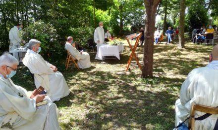 """Festa dell'Ascensione del Signore """"con popolo"""""""