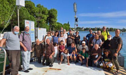 La gita alla laguna di Venezia, foto e video