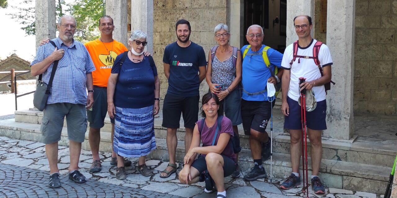 Da Assisi a Rieti, sulle orme di Francesco