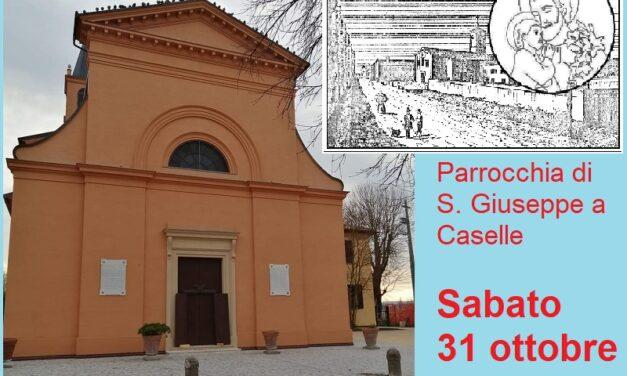 Benedizione chiesa di Caselle dopo il restauro