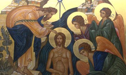 Saluto di d. Francesco Scimè – Festa del battesimo di Gesù – Domenica 10 gennaio 2021 da via del Bottazzo a Sammartini