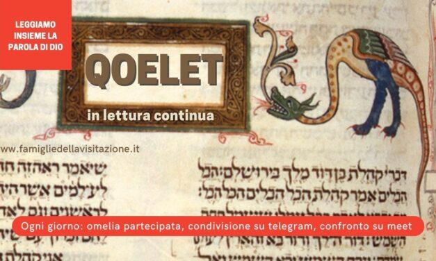Leggiamo il Qoelet: come partecipare