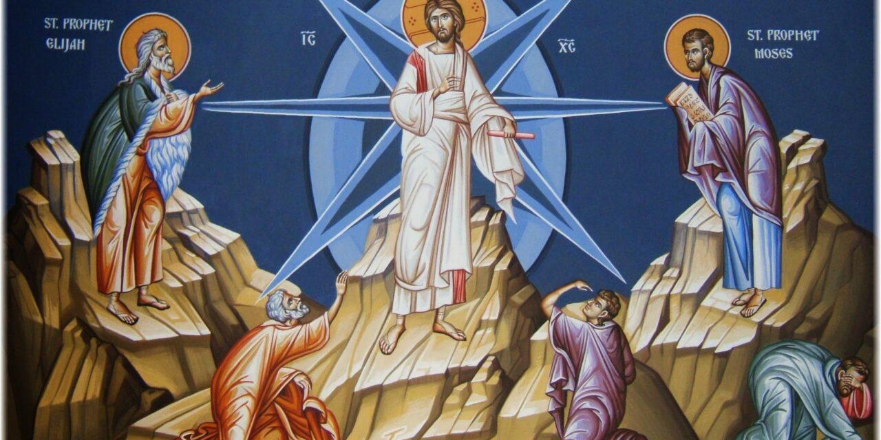 Festa della Trasfigurazione del Signore – 6 agosto 2021