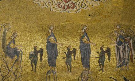 Omelia di don Andres Bergamini – I domenica di quaresima, anno B 2021