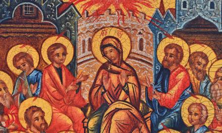Omelia di don Andres Bergamini – Pentecoste 2021 B