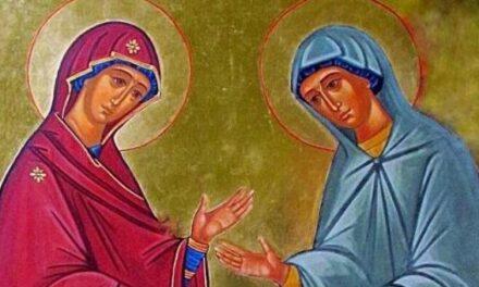 Visitazione della Beata vergine Maria – 31 maggio 2021
