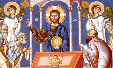 Omelia di don Andres Bergamini – SS. Corpo e Sangue di Cristo 2021 B
